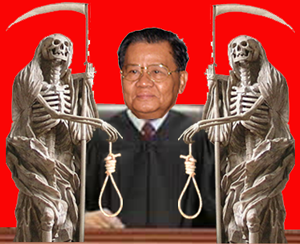 Than Shwe's Kangaroo Court system
