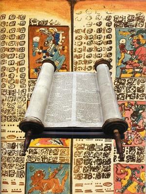 Mayan copy