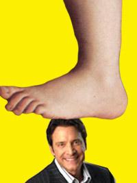 Ray Foot Dis