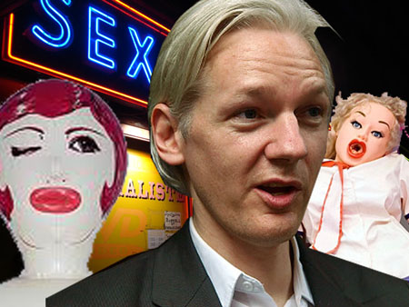 Julian Assange Wants A Girl To Call His Own Boy