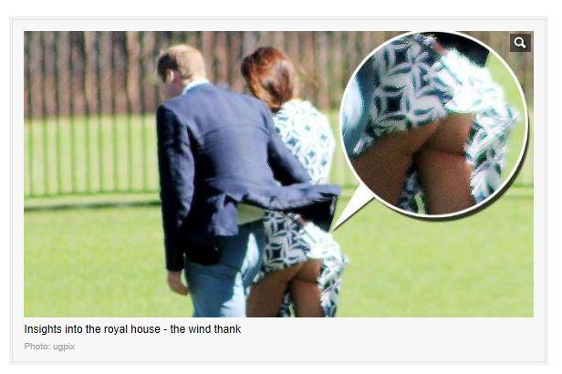 Royal Bum
